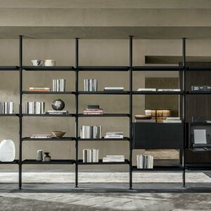 Bookshelves & Multimedia